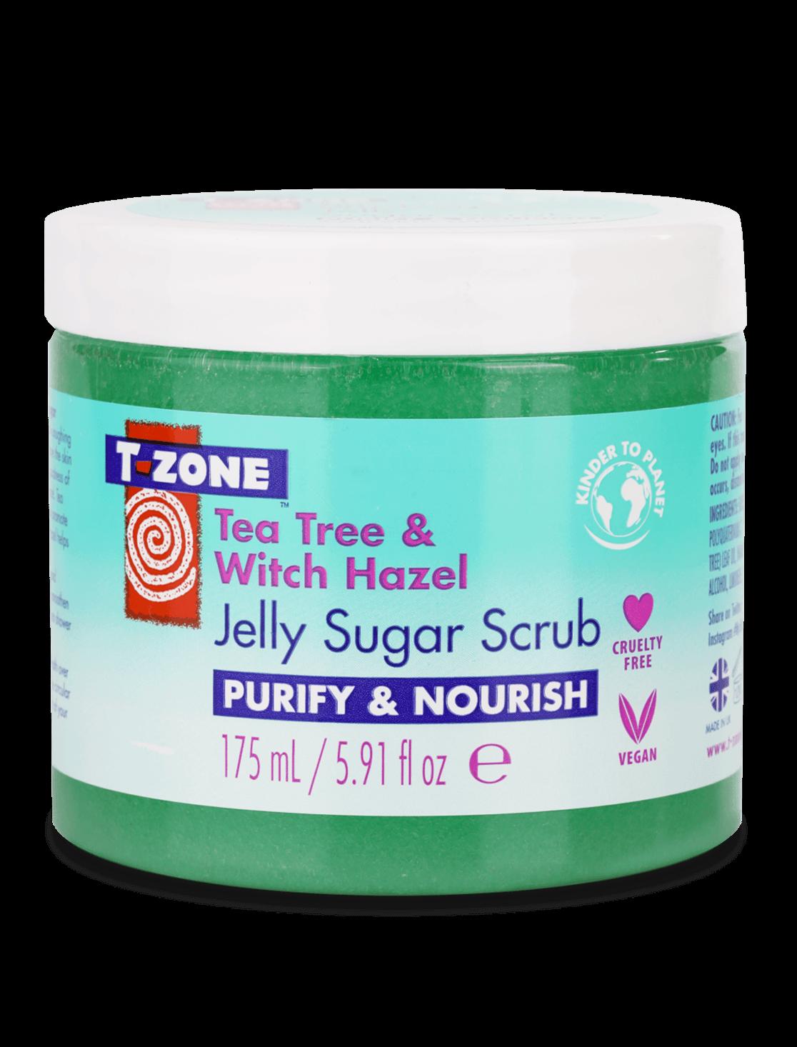 jelly sugar scrub
